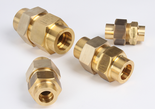High Pressure Pipe and Tube Fittings